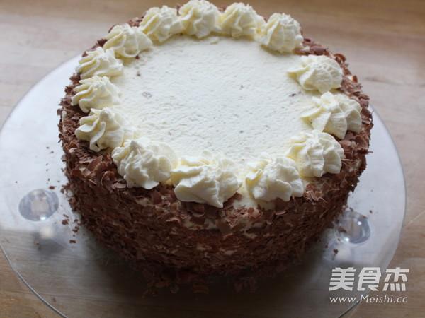 黑森林蛋糕怎样煮