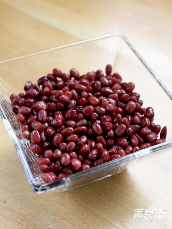 蜜红豆刨冰的简单做法