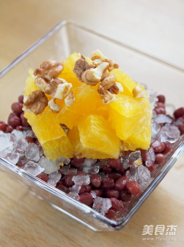蜜红豆刨冰怎么煮
