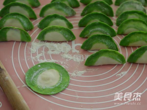 翡翠白菜水饺怎么炖