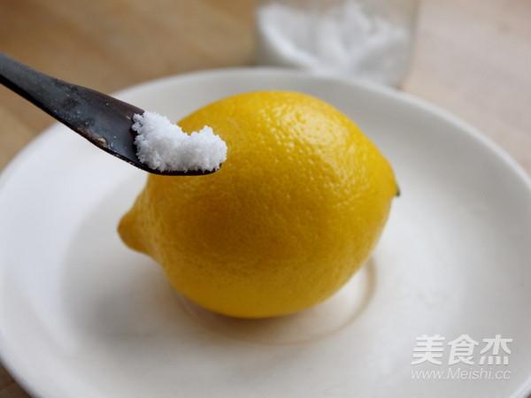 蜜渍柠檬的做法大全