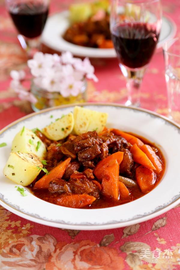 法式红酒炖牛肉怎样炒