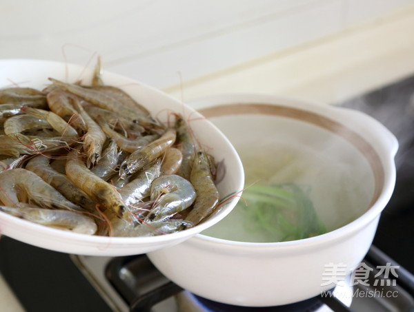 盐水虾的简单做法