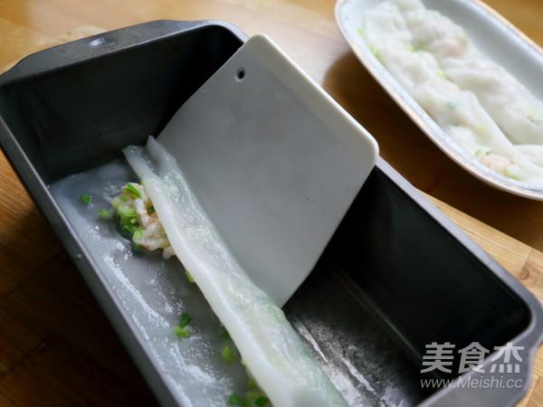 鲜虾肠粉怎么做