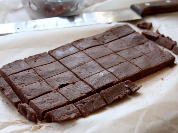 自制生巧克力怎么炖