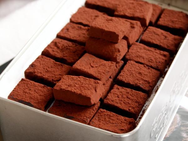 自制生巧克力怎样煸