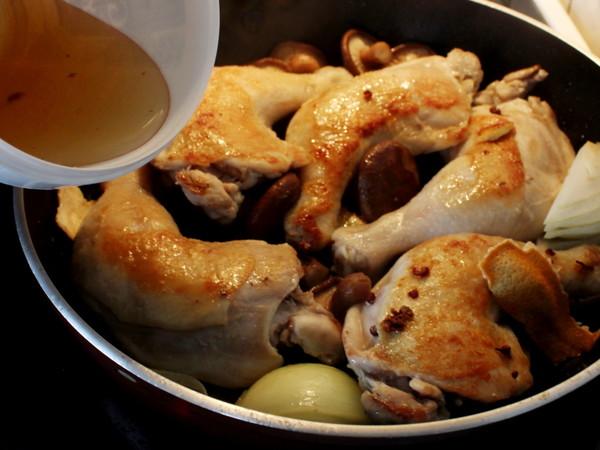 卤鸡腿怎么炒