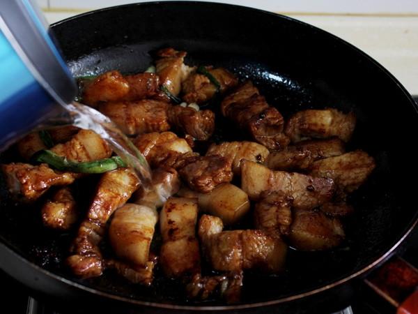 豆腐果炖五花肉怎么做