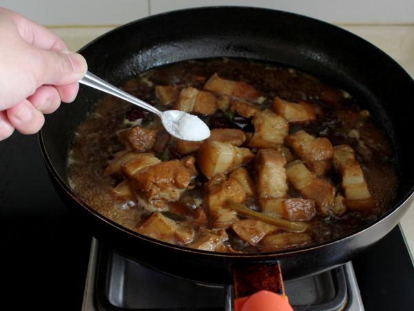 豆腐果炖五花肉怎么煮