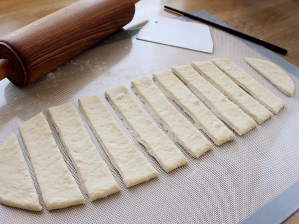 酵母粉版油条的简单做法