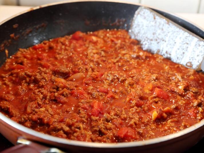 牛肉番茄酱意大利面的家常做法