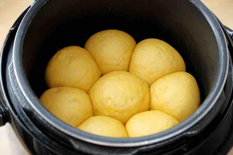 电饭锅红薯豆沙馒头怎么做