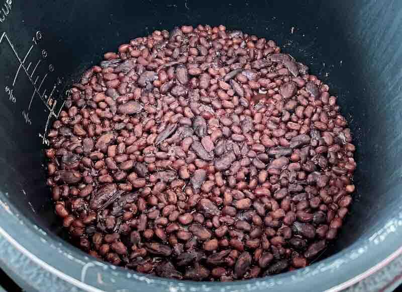 蜜红豆的家常做法