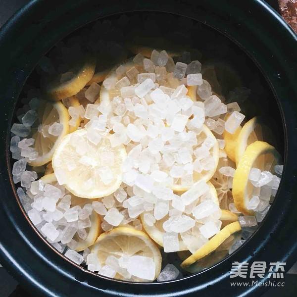 川贝柠檬膏的家常做法