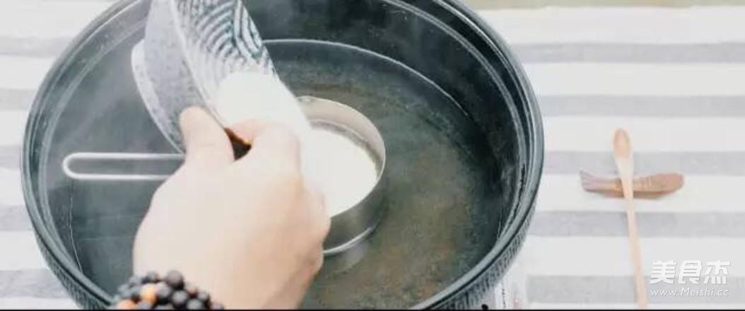 芒果椰汁糕的家常做法