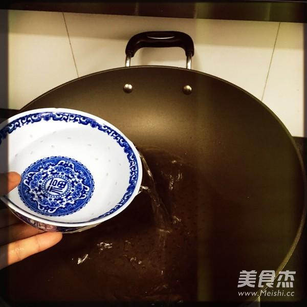 红薯粉炒肉的做法大全