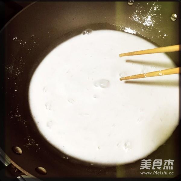 红薯粉炒肉的简单做法
