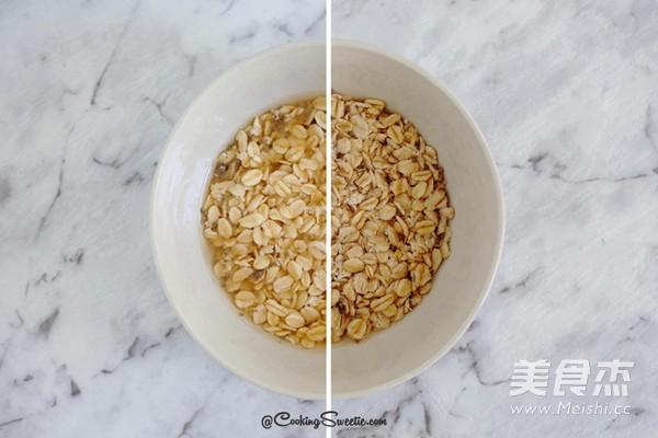 苹果汁早餐燕麦粥的做法图解