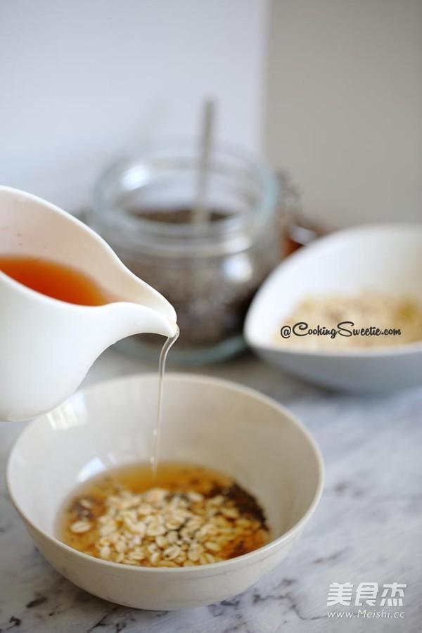 苹果汁早餐燕麦粥的做法大全