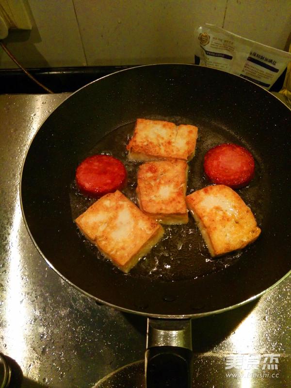 泡菜杂烩锅的简单做法