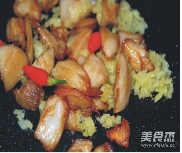 杏鲍菇彩椒盅怎么煸