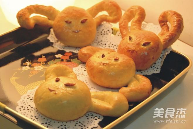 兔兔面包怎样炖