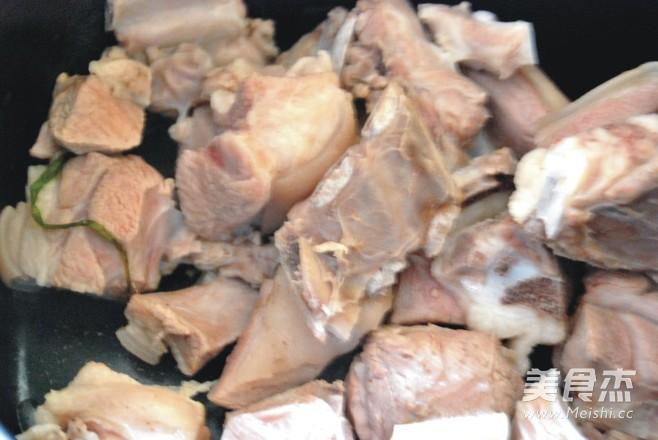 山药羊肉汤的简单做法