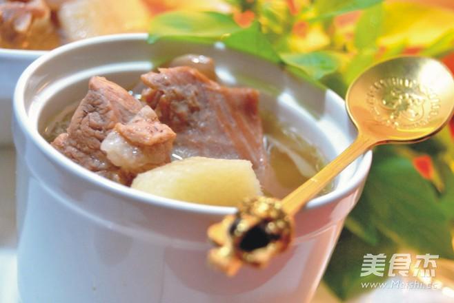山药羊肉汤怎么煮