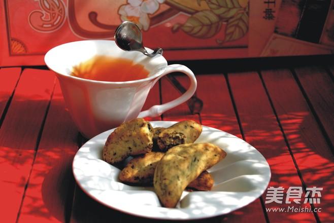 玄米茶月牙饼怎样煮