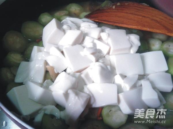 丝瓜烩豆腐怎么炒