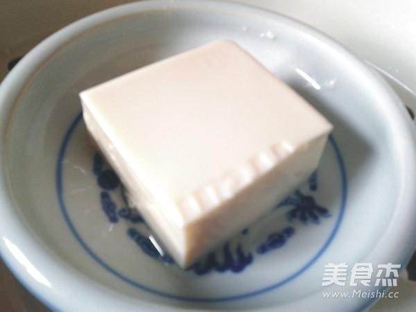 凉拌菌菇豆腐的做法图解