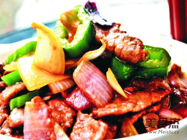 洋葱炒牛肉片怎么煮