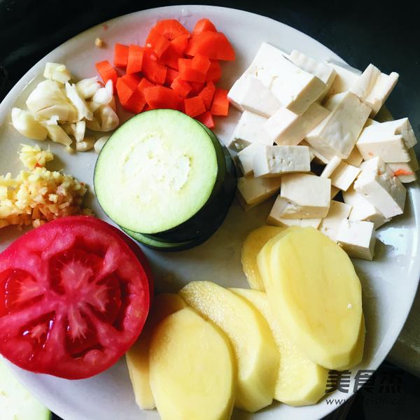 烤牛肉糜茄子的做法图解