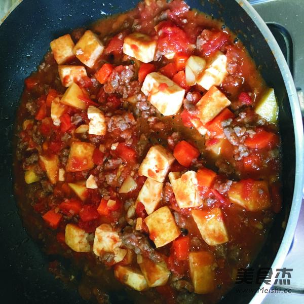 烤牛肉糜茄子怎么炖