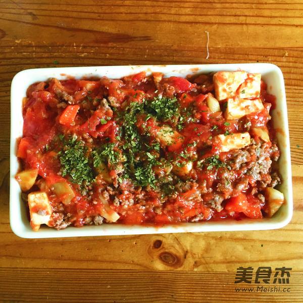 烤牛肉糜茄子怎样炒