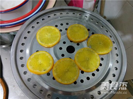 橙子蛋糕的步骤