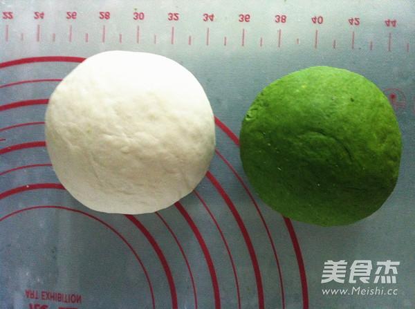 白菜翡翠水饺的做法图解