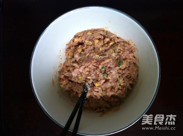 白菜翡翠水饺的家常做法