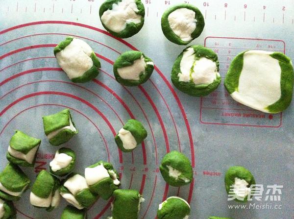 白菜翡翠水饺怎么做