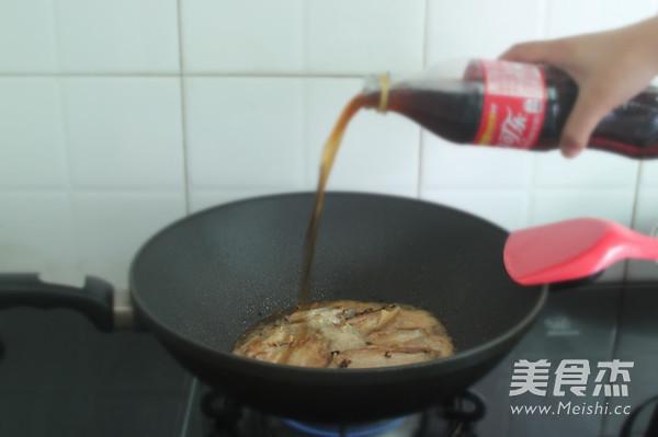 果酒可乐鸡翅怎么炒