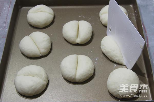 海蒂白面包怎么做