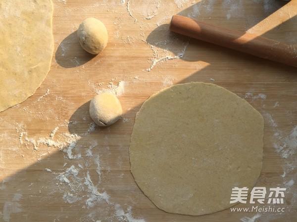 杂粮脆饼早餐的做法图解