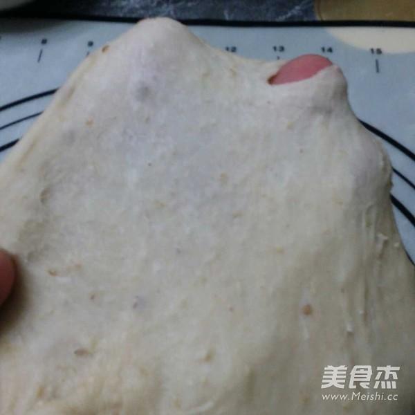 半全麦辫子面包的做法图解