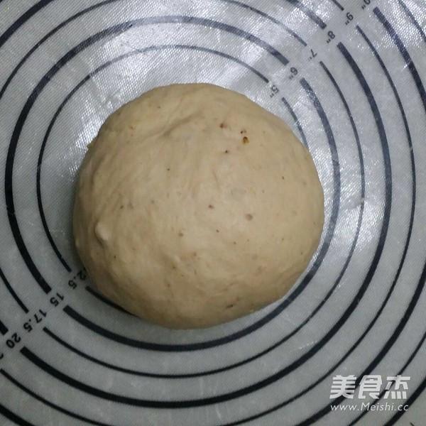半全麦辫子面包怎么吃