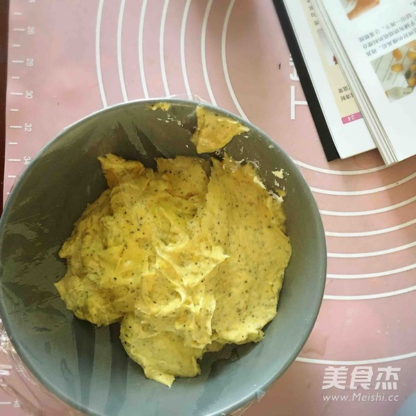 柠檬红茶玛德琳(无泡打粉的做法)怎么炒