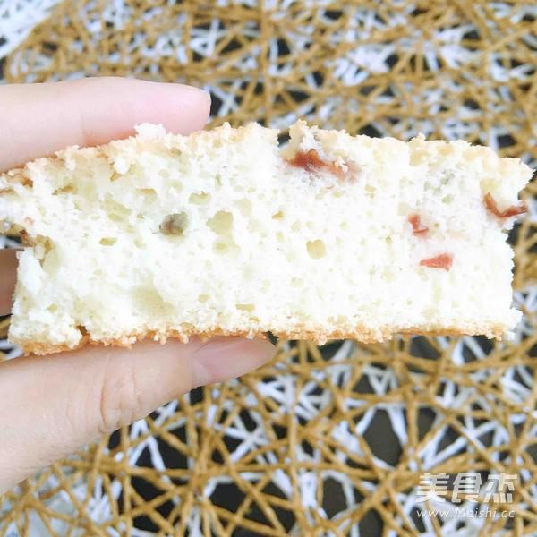 没有柠檬汁也可以做出来的蔓越梅天使蛋糕怎么煮