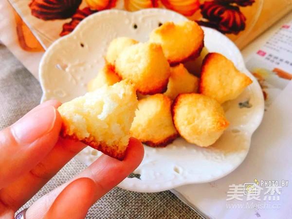 香浓诱人的椰香岩饼怎样做