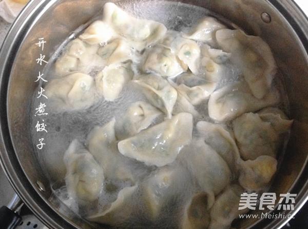素三鲜饺子怎么炖