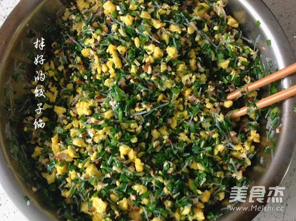 素三鲜饺子怎么炒