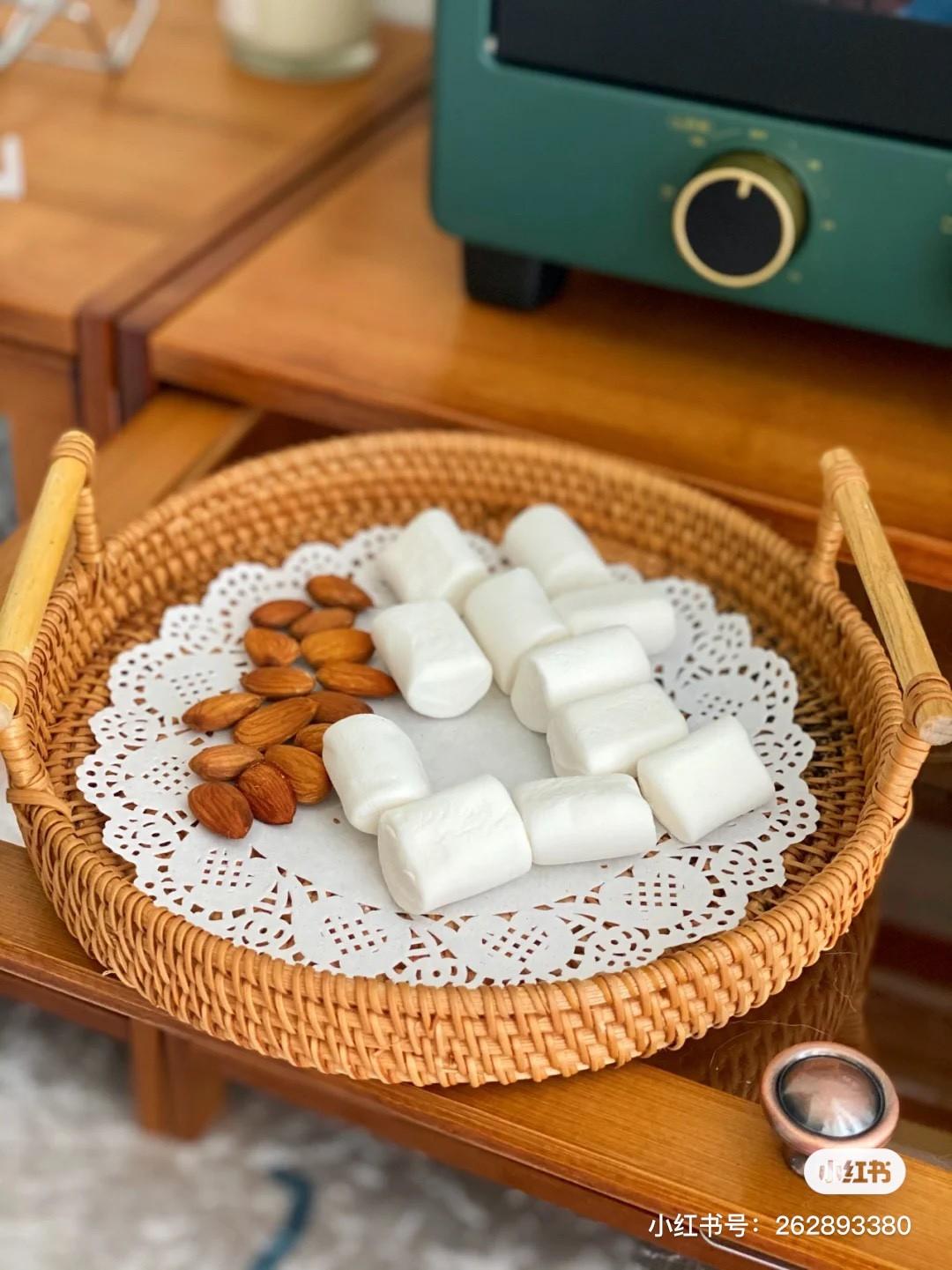 棉花糖饼干——还有更简单的下午茶做法吗?的步骤
